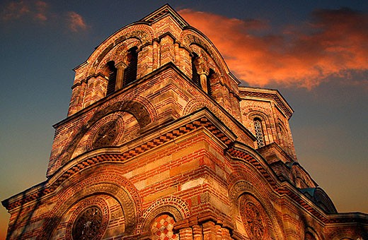Crkva Lazarica - Kruševac