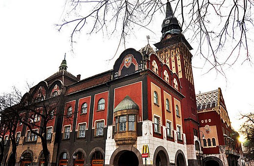 The City Hall, Subotica
