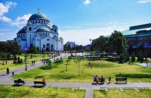 Hram Sv.Save na Vračaru, Beograd