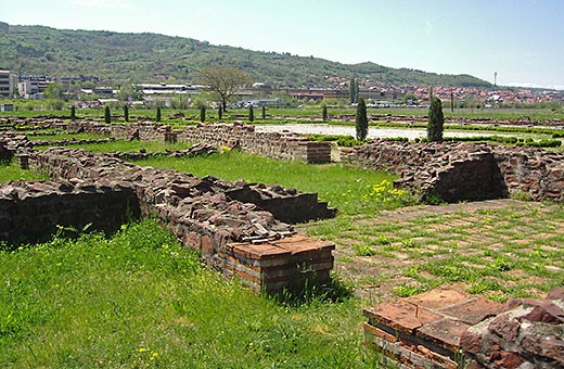 Archaeological site Mediana