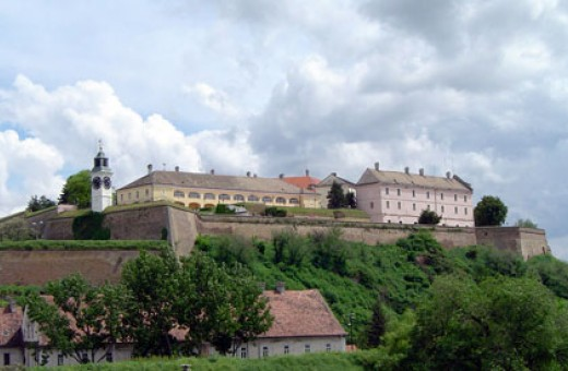 Petrovaradinsk tvđava, Novi Sad