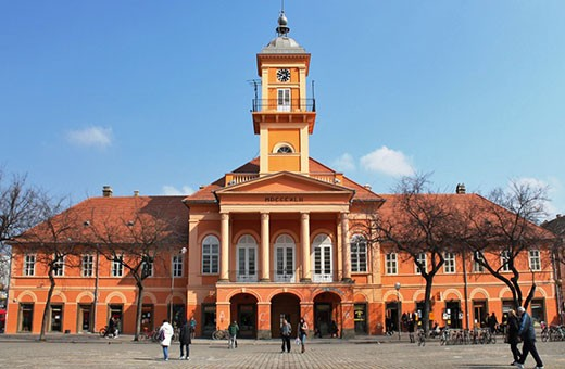 Sombor, The Town Hall