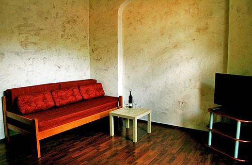 Dnevna soba, Apartman Vladar - Beograd