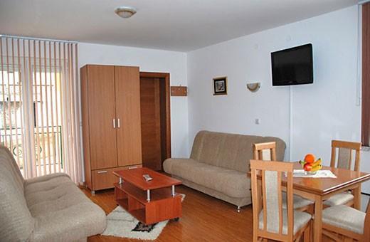 Livingroom, Apartment Panonija - Apartments Makojevic, Vrnjačka banja
