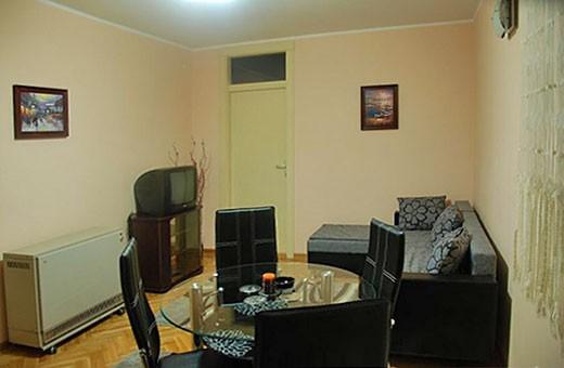 Livingroom, Apartment Raj - Apartments Makojevic, Vrnjačka banja