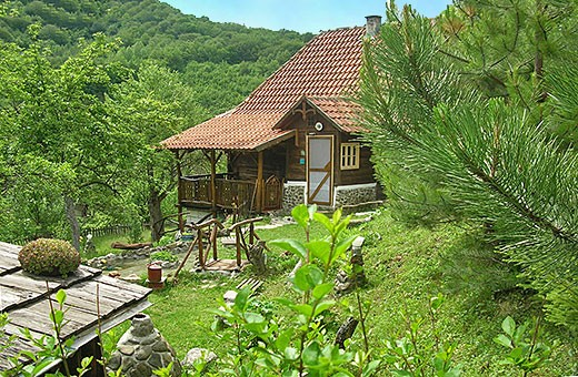Etno kuća Cerova kosa - Mokra Gora