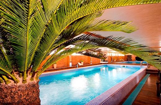 Indoor swimming pool, Best Western Prezident Hotel - Novi Sad