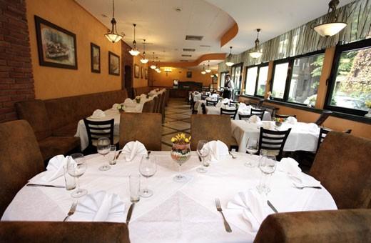 Restoran Savamala, Belgrade City Hotel
