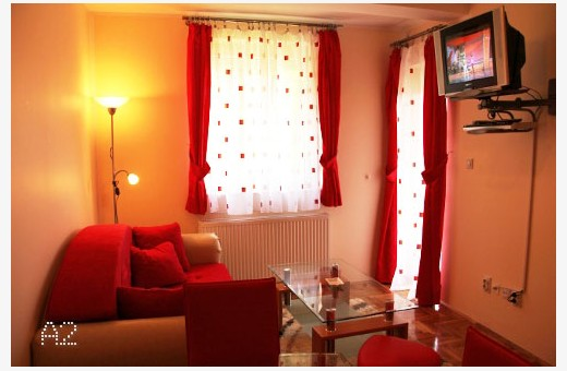 Apartman A2 dnevna soba, Apartmani Srećica - Zlatibor