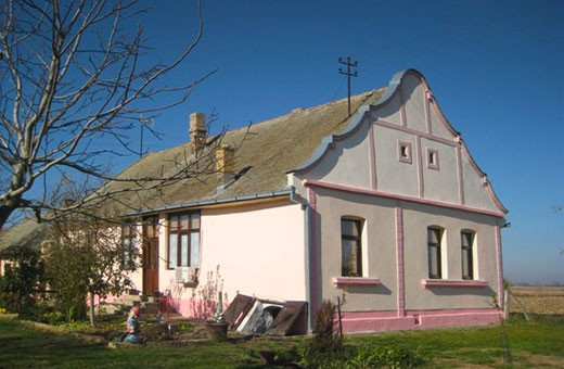 Brkin farmhouse - Čenej, Novi Sad