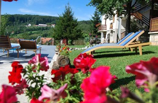 Ležaljke, Domaćinstvo Melović - Selo Rožanstvo, Zlatibor