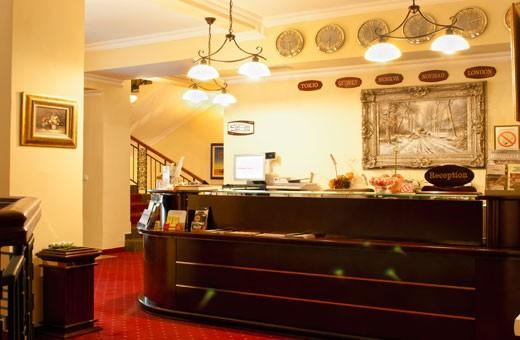 Recepcija, Planeta Inn - Novi Sad