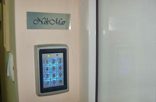 Ulaz, Apartman Nikmar - Novi Beograd