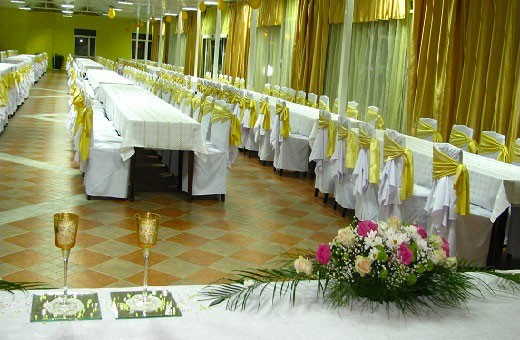 Wedding hall, Hostel Milkaza - Novi Sad