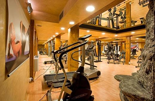 Gym, Best Western Prezident Hotel - Novi Sad