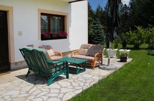 Dvorište, Apartmani Nika - Zlatibor