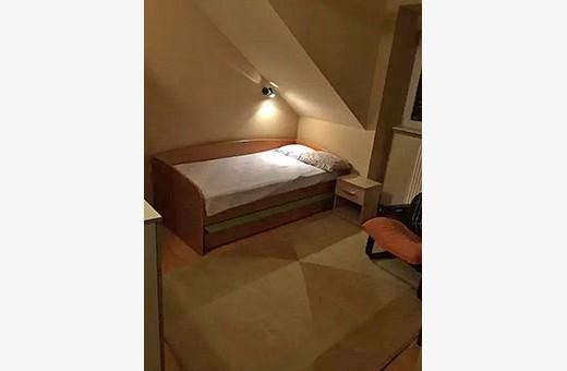 Spavaća soba - Guest House Aleksandar, Pančevo - Srbija