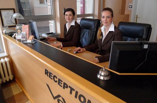 Reception, Voyager bed&breakfast - Novi Sad