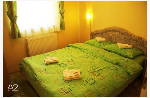 Apartman A2 spavaća soba, Apartmani Srećica - Zlatibor