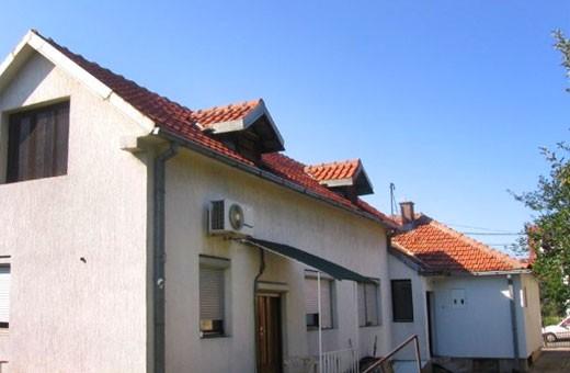 Kuća spolja, Pansion Lug - Beograd