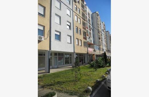 Stambena zgrada u kojoj se nalazi apartman, Apartman Ada - Beograd