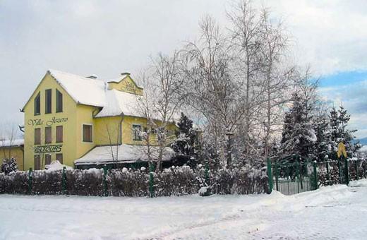 Villa Jezero Bela Crkva Serbia Apartmani Srbija