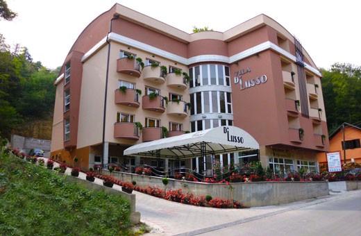 Vila Di Lusso - Ribarska Banja