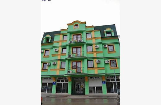 Spoljašnji izgled, Hotel Garni Rimski - Novi Sad