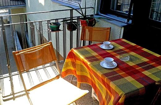 Terasa - Apartman Kliper, Beograd