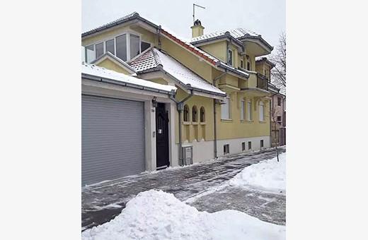 Pančevo zimi - Guest House Aleksandar, Pančevo - Srbija