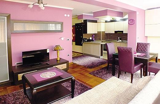 Apartman 1, Luksuzni apartmani Maestro - Kragujevac