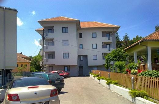 Zgrada u kojoj se nalazi apartman, Apartman Djurić - Vrnjačka Banja