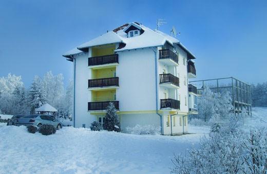 Objekat u kojem se nalazi apartman Milivojević, Zlatibor