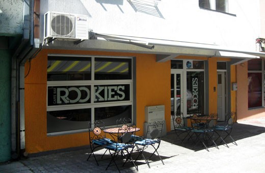 Hostel&caffe bar Rookies - Novi Sad