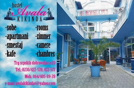 Hostel Avala - Kikinda