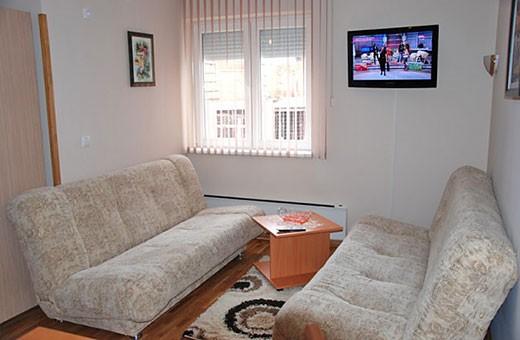 Livingroom, Apartment Dunavski - Apartments Makojevic, Vrnjačka banja