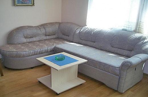 Livingroom, Apartment L'Paris - Apartments Makojevic, Vrnjačka banja