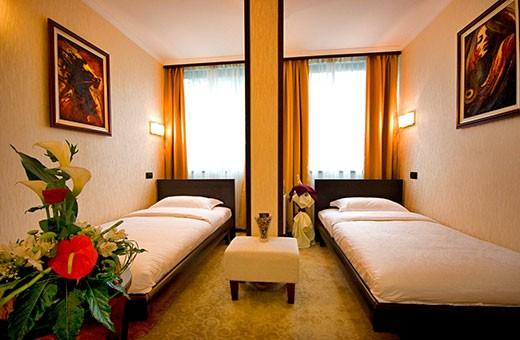 Dvokrevetna soba, Best Western Prezident Hotel - Novi Sad