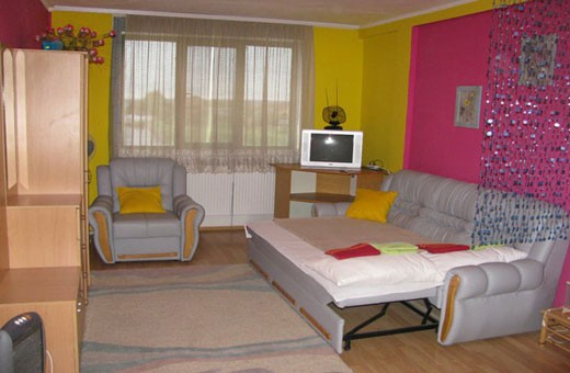 Room 1/1, Hostel Milkaza - Novi Sad