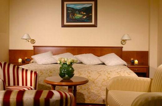 Soba sa francuskim ležajem, Hotel President - Beograd