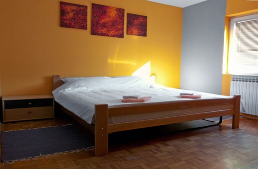 Room 1/2, Hostel Rookies - Novi Sad