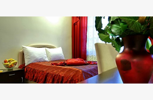 Room with king bed, Hotel Kondor - Stari Banovci