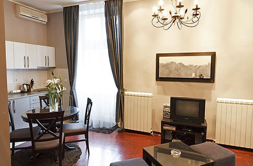 Trpezarija, Apartman Terazije - Beograd