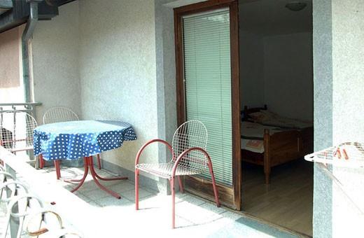 Apartman1 terasa, Apartmani Kalinovica - Sokobanja