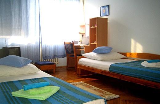 Spavaća soba veća - Apartman Kliper, Beograd