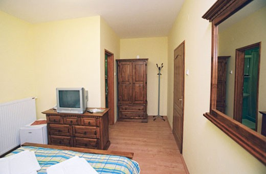 Room with queen bed, Pension Brvnara - Palić