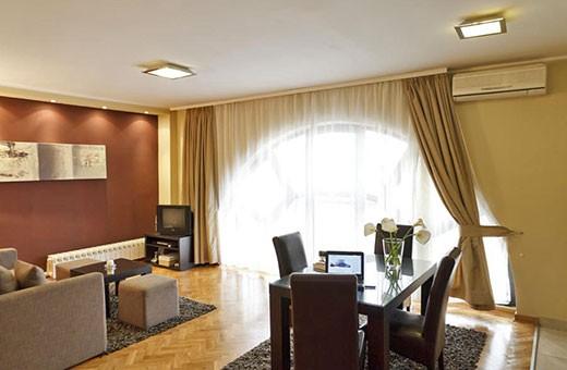 Trpezarija, Apartman Little Bay - Beograd