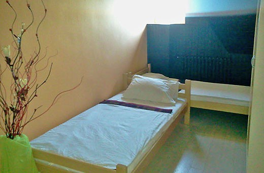 Single room, Hostel CENTAR NS - Novi Sad