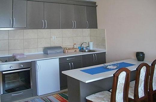 Kitchen and diningroom, Apartment L'Paris - Apartments Makojevic, Vrnjačka banja