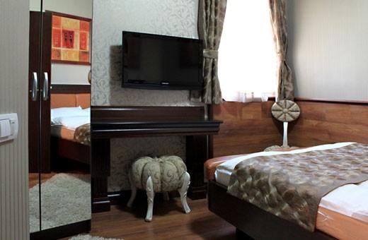 Soba sa francuskim ležajem, Vila Terazije - Beograd